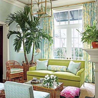 captivating tropical touches living room | 398 best images about Living rooms, family rooms, & great ...