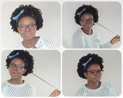 4 C NATURAL HAIR - SHRINKAGE youtube channel : annrey dhesir