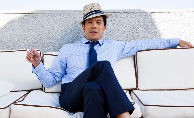 Tripping with...Actor Byron Mann
