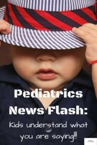 A memo to pediatricians and pediatric specialists from a Mom who's been there!