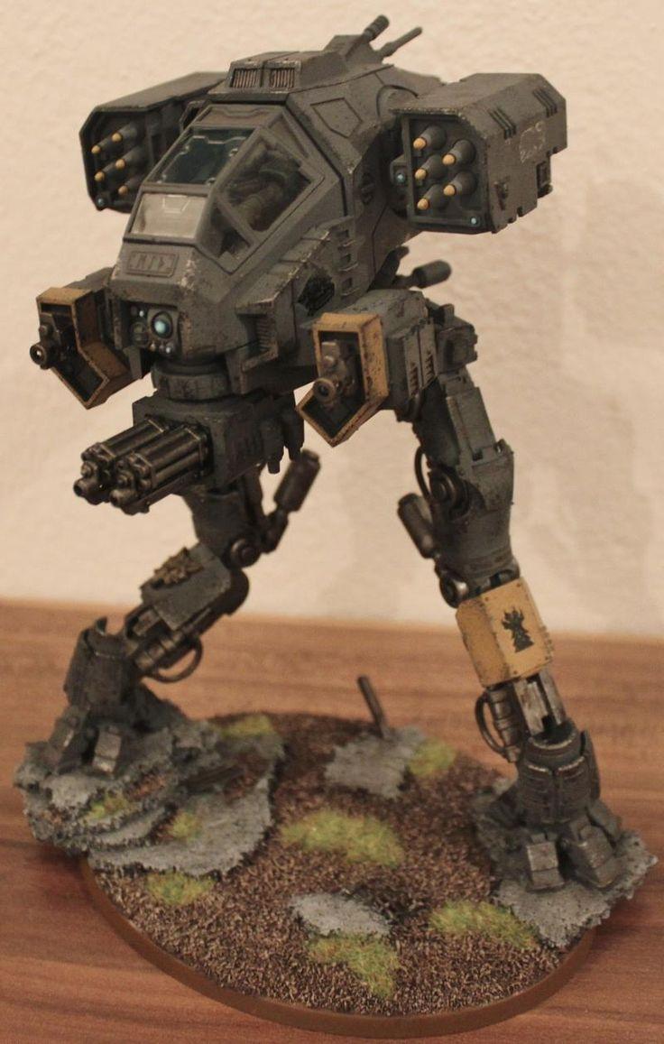Knights, Space Marines, Storm Talon, Walker