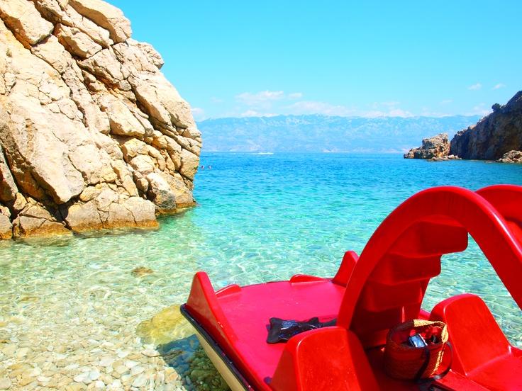 San Marino Beach, Lopar @ Rab, Croatia