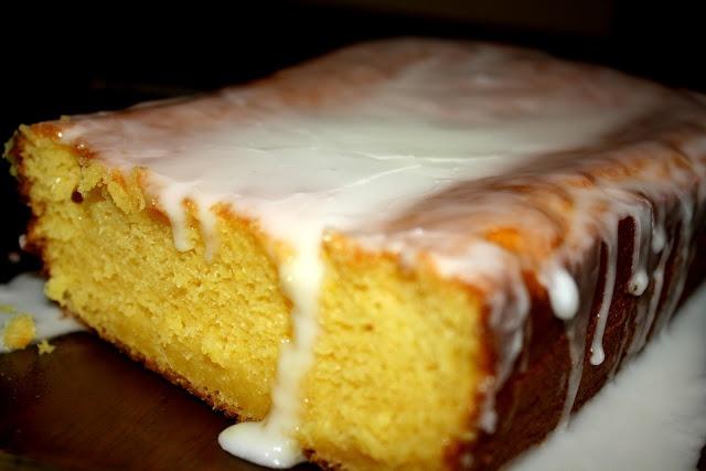 Lemon Cake Recipes On Pinterest: Starbucks Lemon Pound Cake