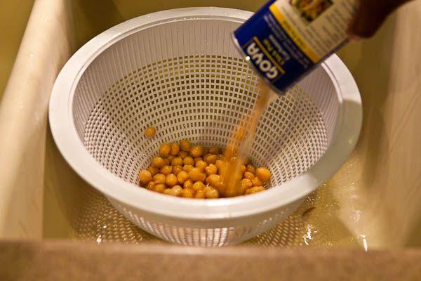 Crispy Roasted Chickpeas (Garbanzo Beans) | Steamy Kitchen Recipes