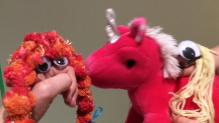 HAND PUPPET SHOW FOR CHILDREN - Ella And Her Magical Story