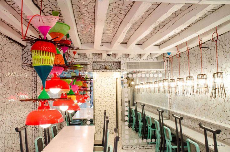 Restaurant coréen Ibaji à Paris http://www.vogue.fr/culture/carnet-d-adresses/diaporama/les-meilleurs-restaurants-asiatiques-a-paris/21644/image/1124510#!restaurant-coreen-ibaji-a-paris