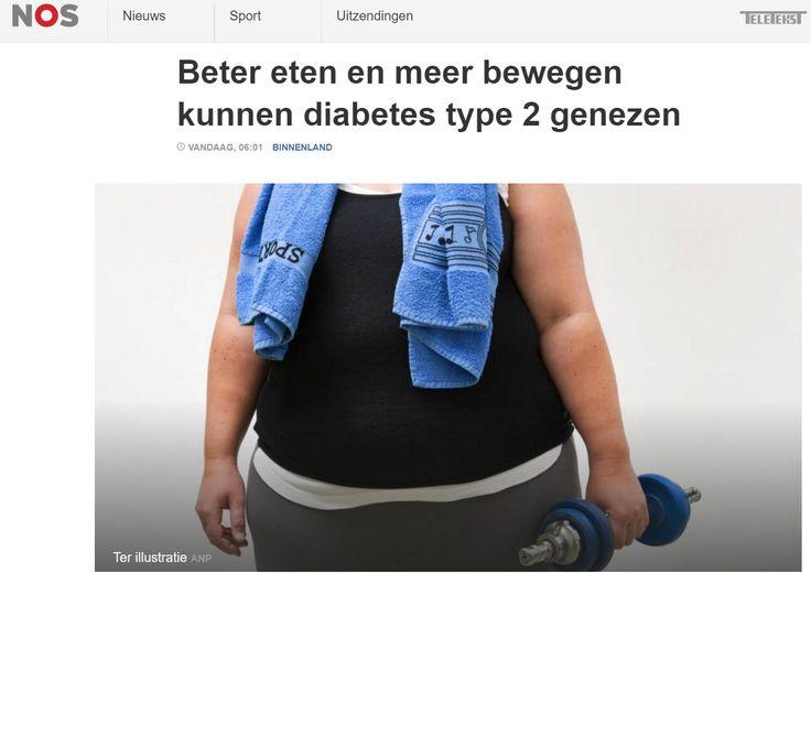 Beter en eten en meer bewegen kunnen diabetes 2 genezen. Vooraanstaande artsen en internisten dragen ook de koolhydraatbeperkte boodschap uit.