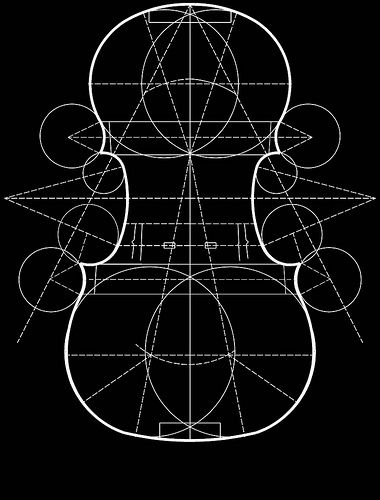 Violin Geometry
