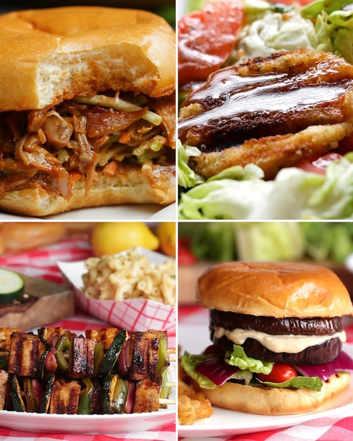 Have Vegetarian Friends Coming To Your Cookout? Here Are 4 BBQ Vegetarian Recipes That Everyone Will Love