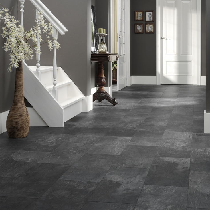 Kitchen And Hallway Flooring: 17 Best Images About Hall, Stairs And Landing On Pinterest