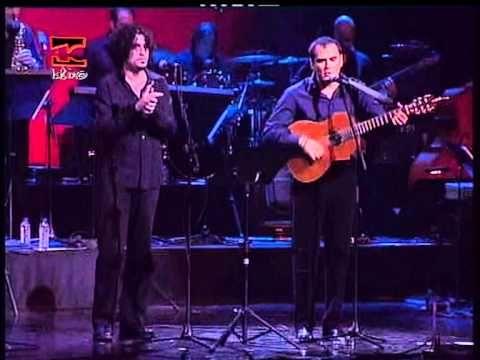 Ismael Serrano y Lichis - La extraña pareja