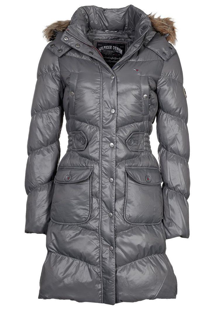 Doudoune Hilfiger Denim MARIA gris prix promo Zalando 250.00 € TTC