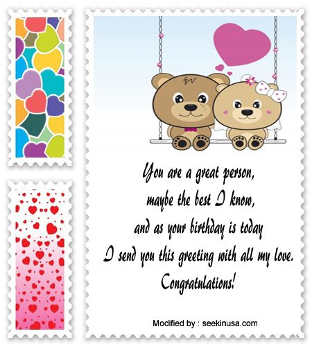 15 Best Birthday Cards & Messages Images On Pinterest