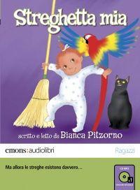 """""""Streghetta mia"""" di Bianca Pitzorno"""