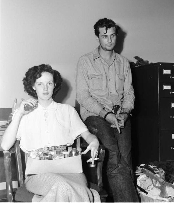 Burglars, 1951 :: Los Angeles Examiner Collection, 1920-1961