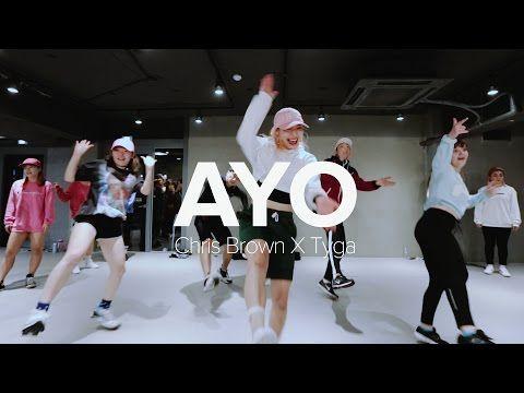 Ayo - Chris Brown X Tyga / Jiyoung Youn Choreography - YouTube