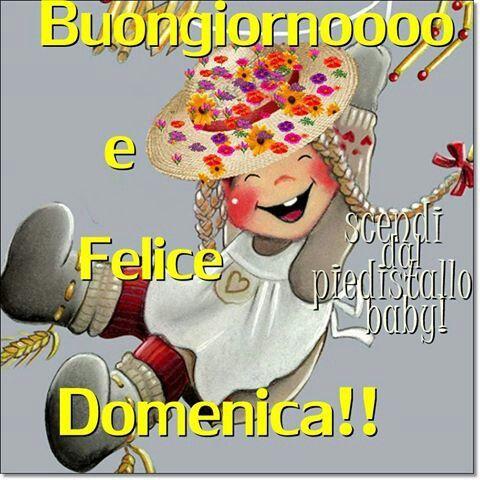 Good Morning and Happy Sunday