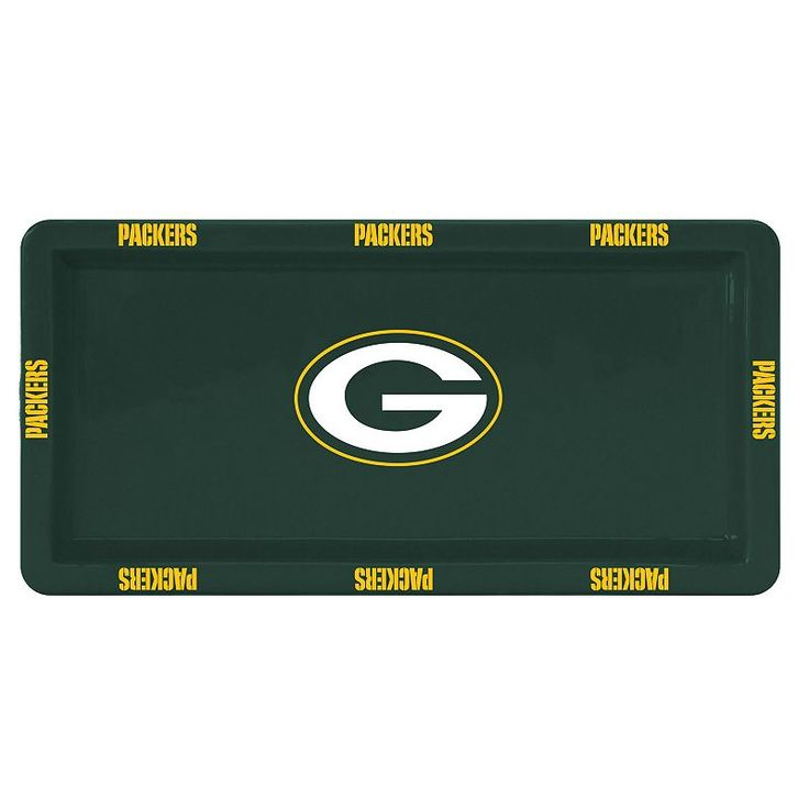 Boelter Green Bay Packers Game Time Platter, Multicolor