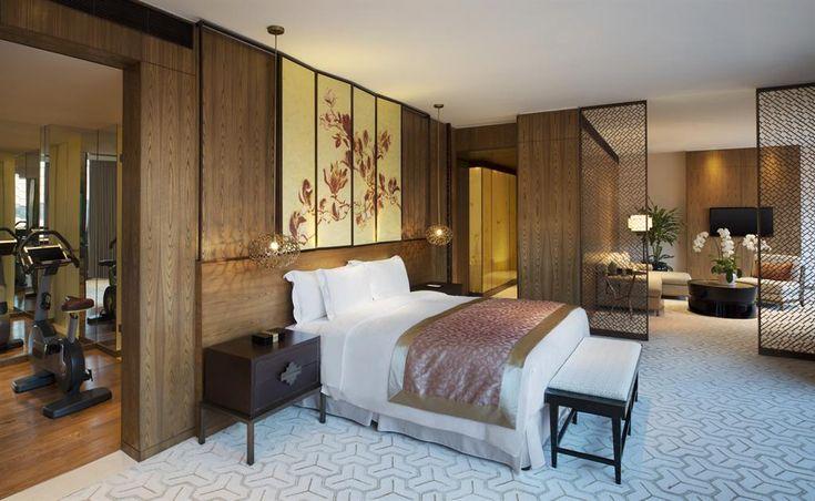 Twelve At Hengshan Shanghai Presidential Suite Bedroom Hotel Room Design Hotels Room Hotel Interiors