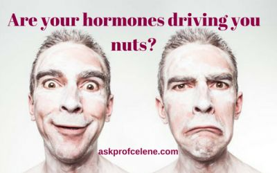 Are your hormones driving you nuts?