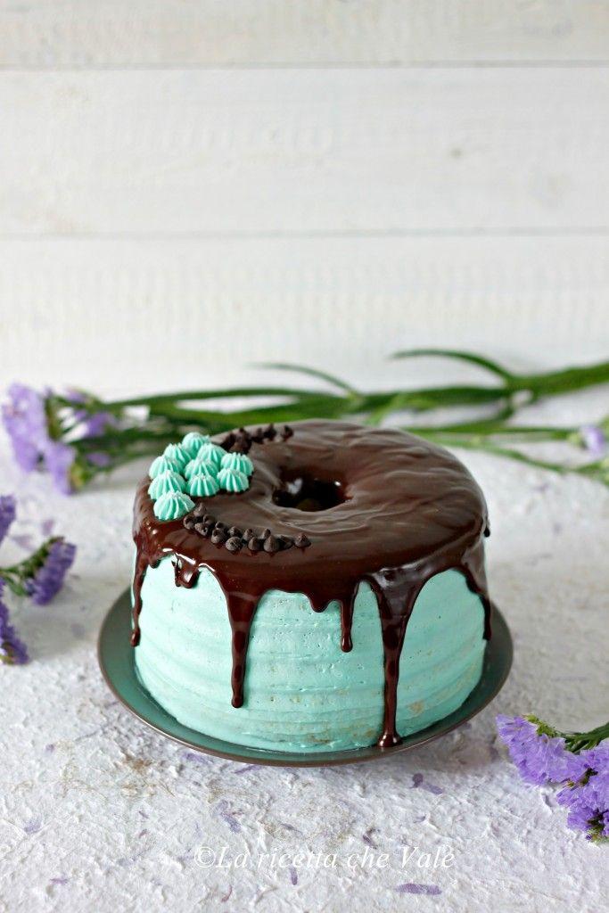 Fluffosa Alla Menta E Cioccolato | La Ricetta Che Vale