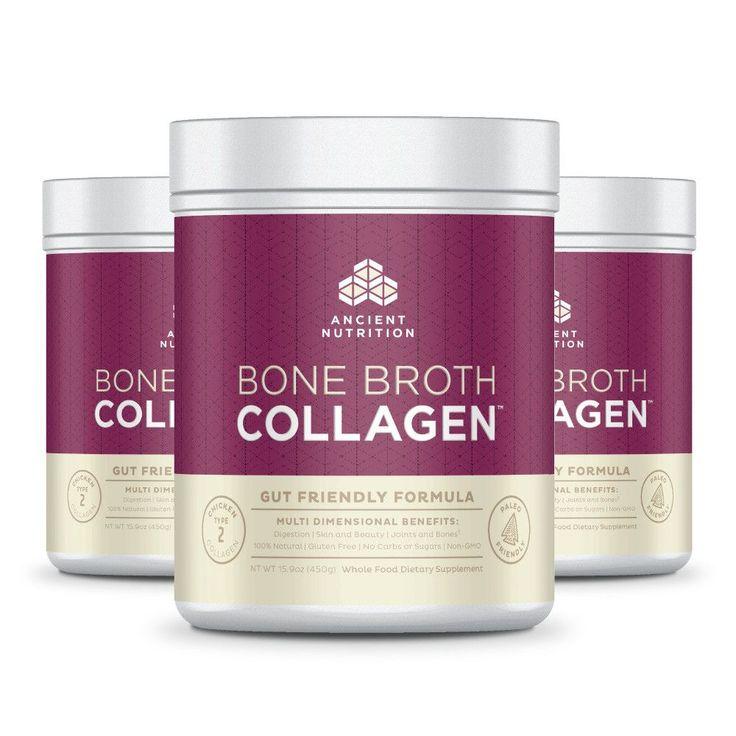 Bone Broth Collagen Dr. Axe