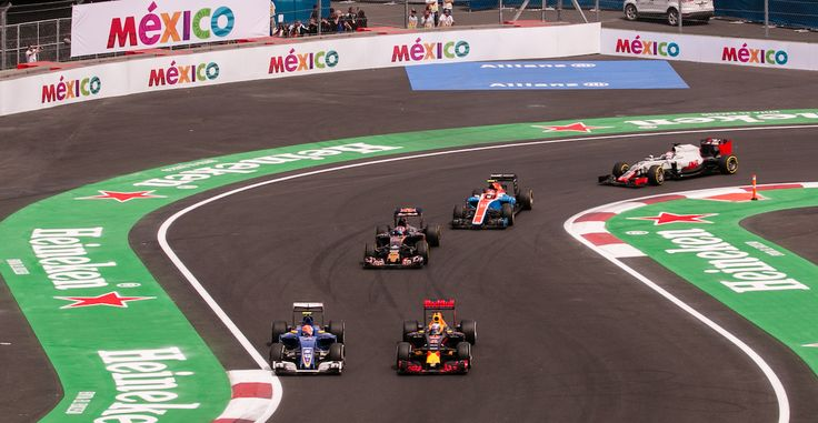 Race facts - The Mexican Grand Prix has been staged seventeen times as part of the Formula 1 World Championship, always at the same circuit in Mexico City.