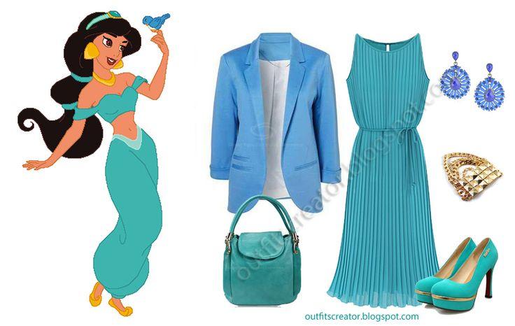#disney #princess #jasmine