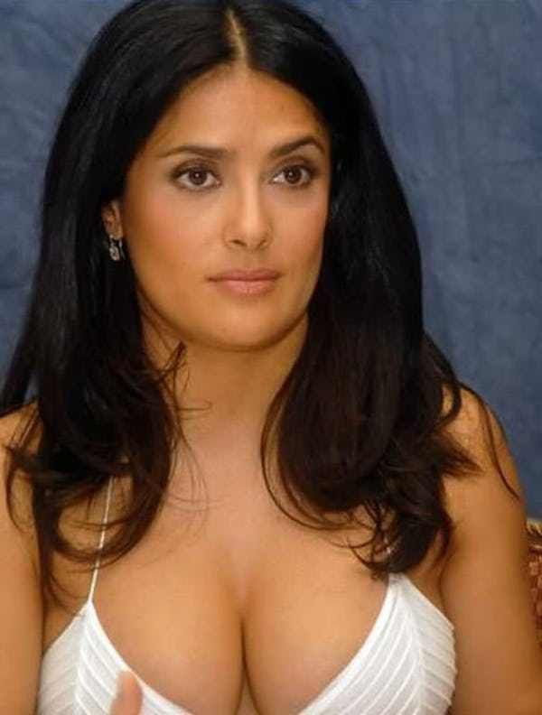 Oh Nuh Uh, You Didn't Just Say... is listed (or ranked) 1 on the list The 49 Absolute Best Pictures of Salma Hayek
