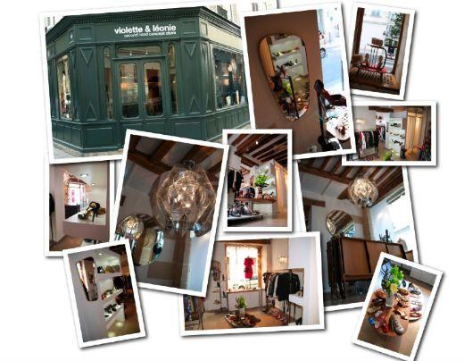 violette & léoni, compra-venta de ropa de temporada en Le Marais | DolceCity.com