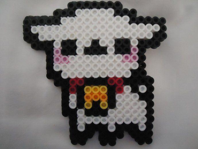 Sheepy perler beads by PerlerHime