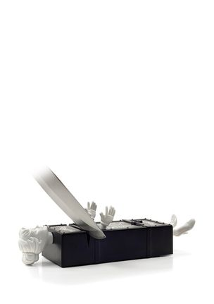 FRED & FRIENDS Sharp Act Knife Sharpener $ 16.00 $ 8.99