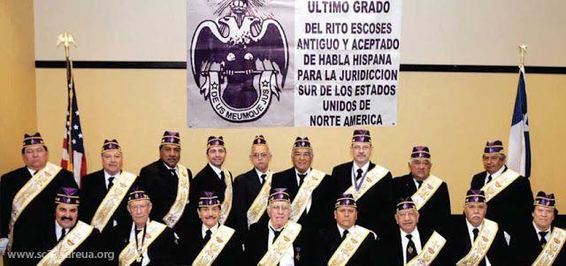   MASONIC PRESS AGENCY   : Supremo Consejo de Soberanos Grandes Inspectores G...