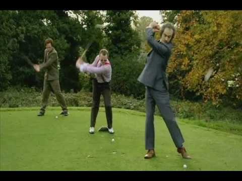 Dead Cat Bounce - Golf