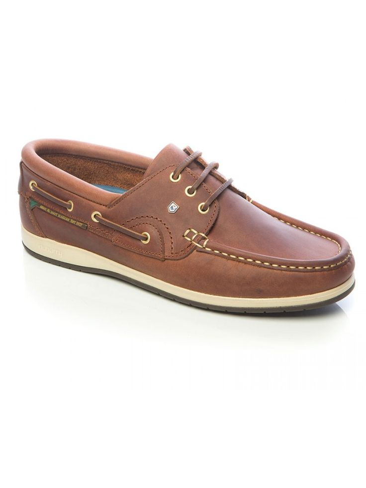 Dubarry of Ireland Commodore X LT Three Eye-Tie Boat Shoe: expensive, but some of the best boat shoes in the world!