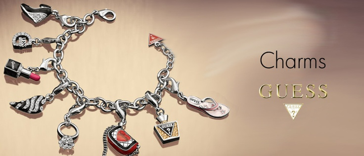 Beautiful Charms by Guess!!!  http://www.kosmima.gr/index.php?manufacturers_id=32=3c=all