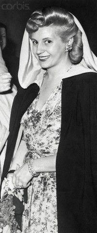 Eva en Roma.  2 de julio de 1947