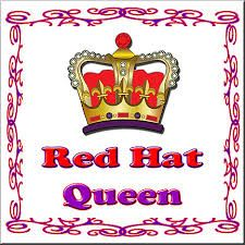 Image result for red hat society clip art free download