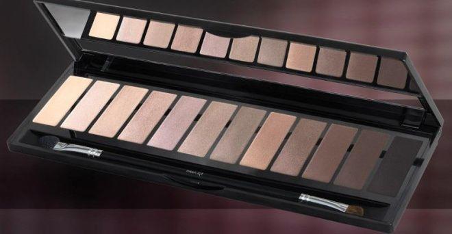 Isadora Eye Color Wonder Bar for Holiday 2015 — €25.00, Limited Edition, доступна будет с ноября в магазине Дуглас и его онлайн версии.
