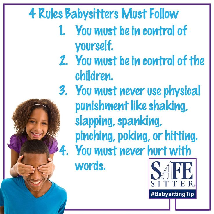 how to get a babysitting job at 13 Kenicandlecomfortzonecom