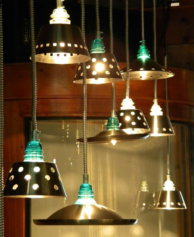 233 Best Very Cool DIY Light Fixtures! Images On Pinterest | Lighting Ideas,  DIY And Projects
