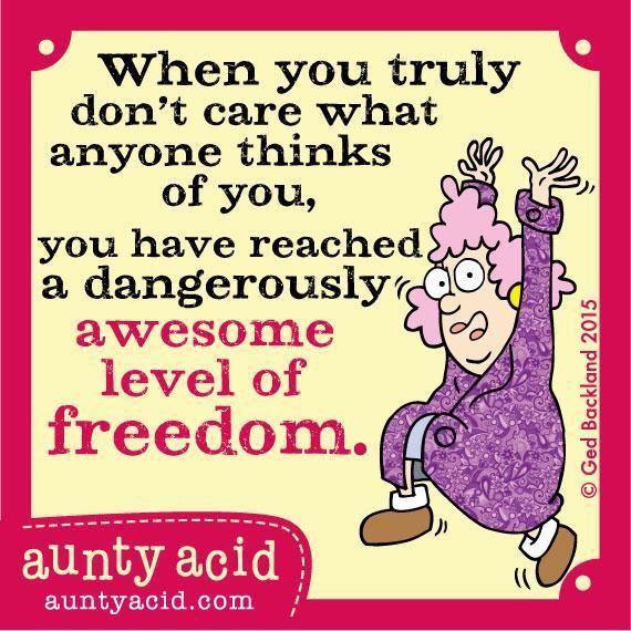 #AuntyAcid #Freedom                                                                                                                                                                                 More