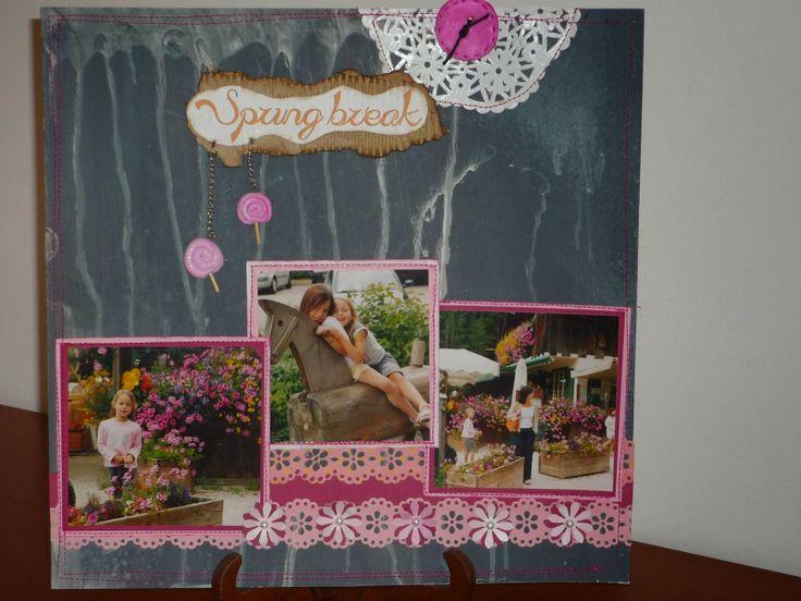 Layout di Lorena  Primo giorno di Primavera