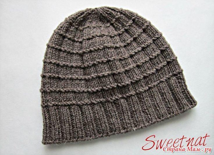 Зимние комплекты, шапка и манишка для любимых мужчин