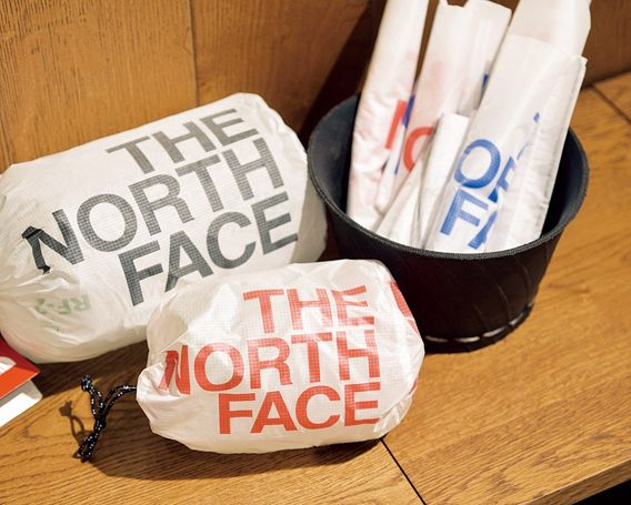 THE NORTH FACE 超軽量バッグ
