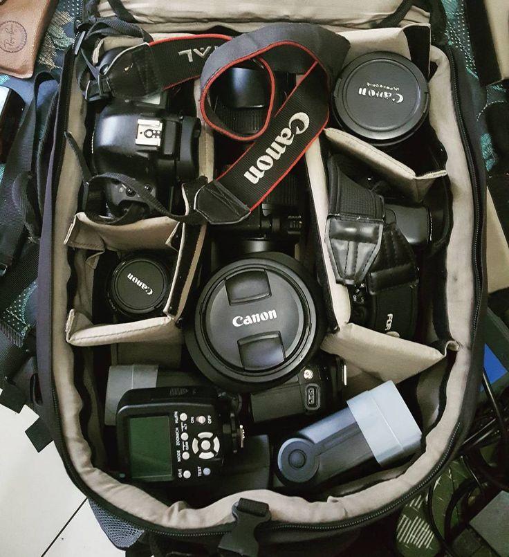 Let's hunt. * * #camera #flash #lens #photography #photographysouls #photographylife #photographyequipment #cameraequipment #canon #canonian #canoncamera #hunt #photographer http://misstagram.com/ipost/1554831058952770228/?code=BWT3pw6n9K0