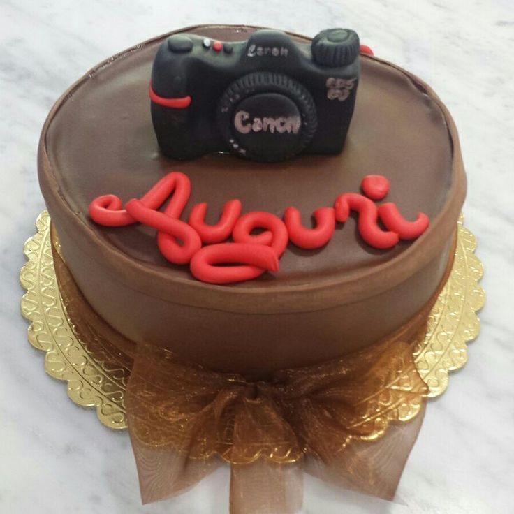 Canon cake