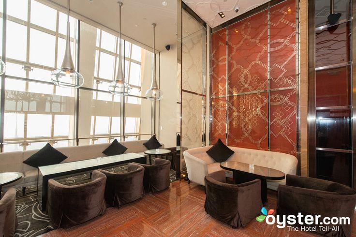 Shanghai Lounge at the Park Hyatt Shanghai