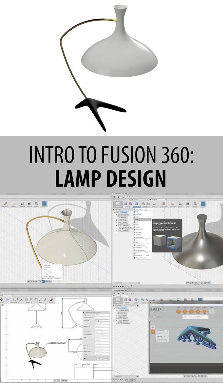 80 best Fusion 360 images on Pinterest | Anleitungen, Blade runner ...