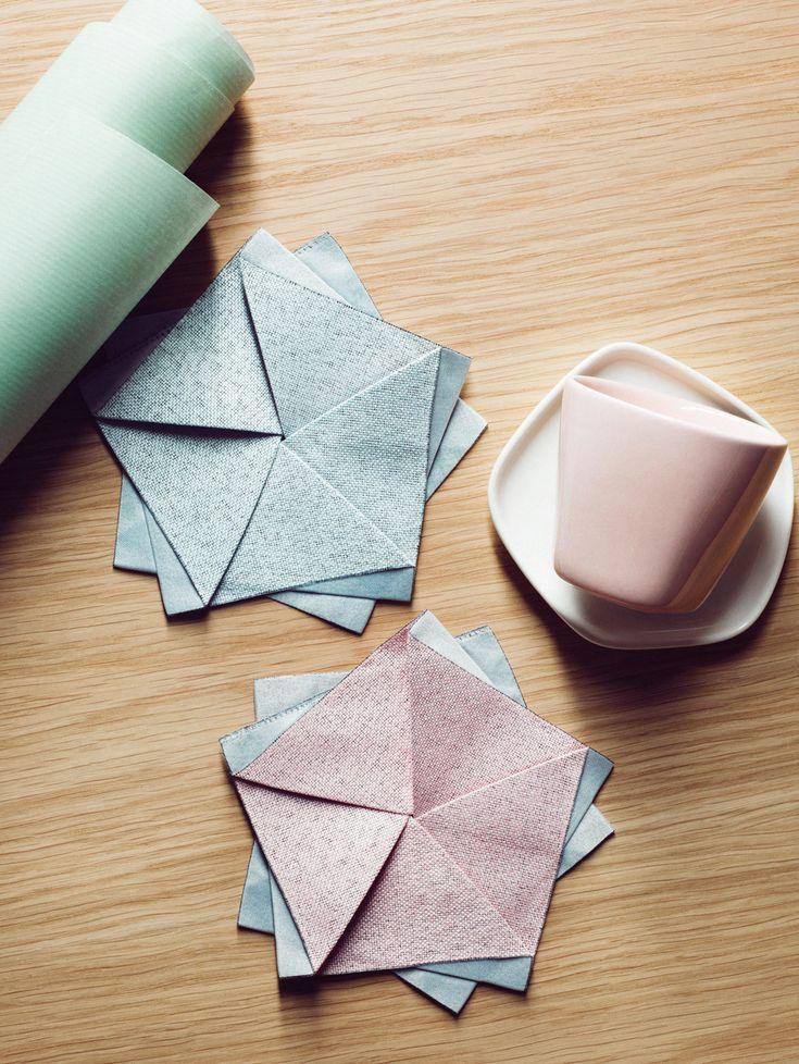 Japanese fashion house Issey Miyake has created a range of homeware with Finnish brand Iittala